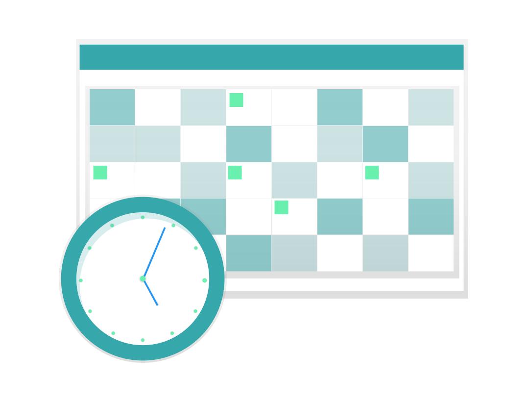 poner fechas límite a tus tareas según la ley de parkinson