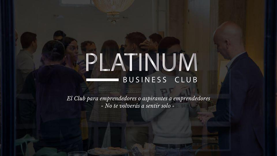 logo platinum business club